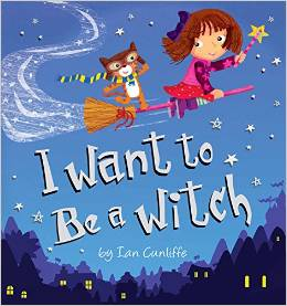 Book Review – I want to be a witch by Ian Cunliffe