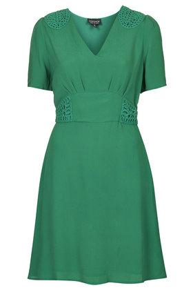 Cornellie Tea Dress     Was £38.00     Now £20.00 click to visit Topshop