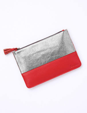 Zip Top Pouch AV089 (Was £25.00 ) now £18.75 click to visit Boden