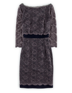 Luxurious Lace Dress WH712 (Was £149.00 ) now £111.75 click to visit Boden