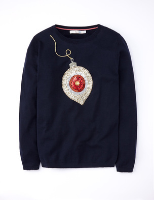 Fabulous Festive Jumper WV013 (Was £89.00 ) now £66.75 click to visit Boden