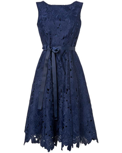 Fabia Embroidered Fit and Flare Dress £120.00 Was £160.00 click to visit Phase Eight