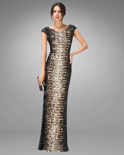 Daria Embellished Full Length Dress £395.00 click to visit Phase Eight
