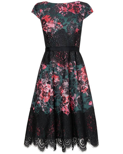 Polina Lace Dress £99.00 Was £150.00 click to visit Phase Eight
