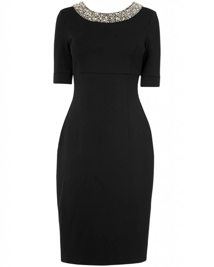 Crystal Beaded Dress £130.00 click to visit Phase Eight