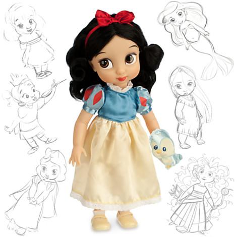 Snow White Animator Doll £20 click to visit The Disney Store