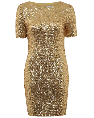 All Over Sequin Dress £25.00 click to visit George at Asda