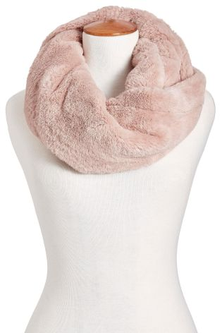 Faux Fur Snood £14 click to visit Next