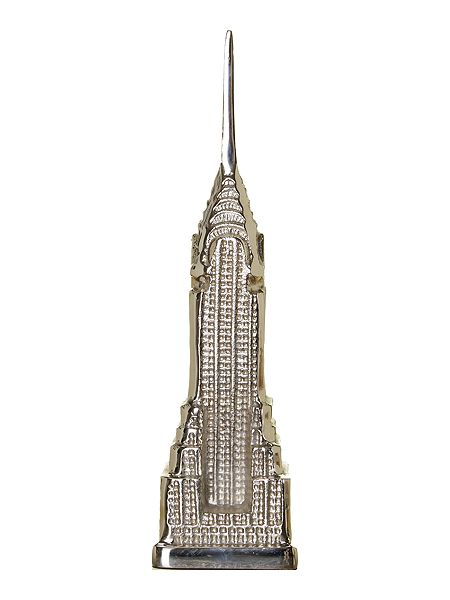 Linea Skyscraper building ornament now £24 click to visit House of Fraser