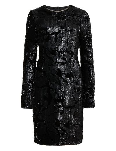 LIMITED EDITION New Sequin Embellished Velvet Dress T692407J     £89.00 click to visit Marks and Spencer
