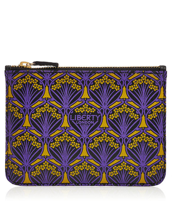 Liberty London Purple Liberty London Coin Purse £65.00 click to visit Liberty London