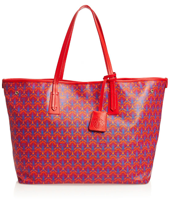 Liberty London Red Liberty London Marlborough Tote Bag £395 click to visit Liberty London