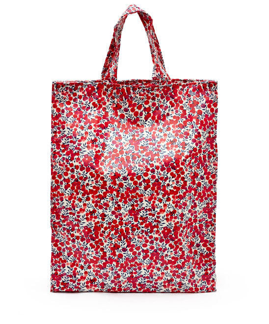 Flowers of Liberty Wiltshire Liberty Print Tote Bag £24.95 click to visit Liberty London