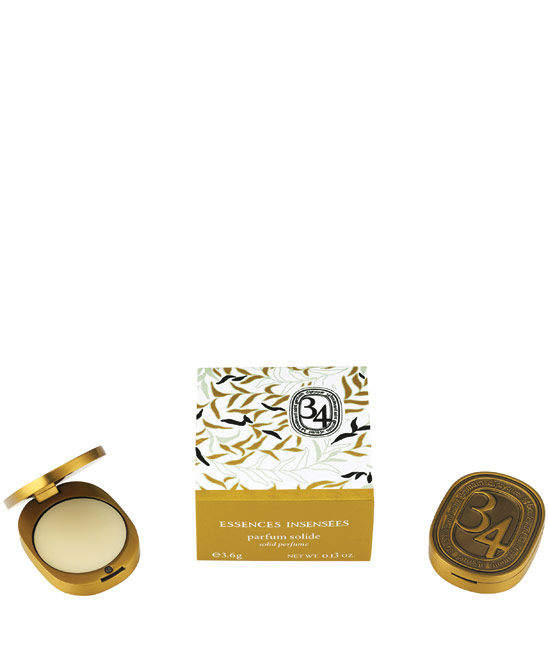 Diptyque Essences Insensees Solid Perfume 3.6g £38.00 click to visit Liberty London