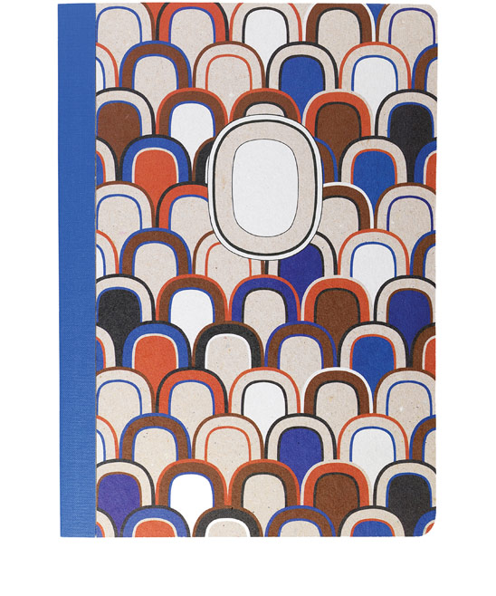 Diptyque Blue Scales A5 Notebook £15.00 click to visit Liberty London