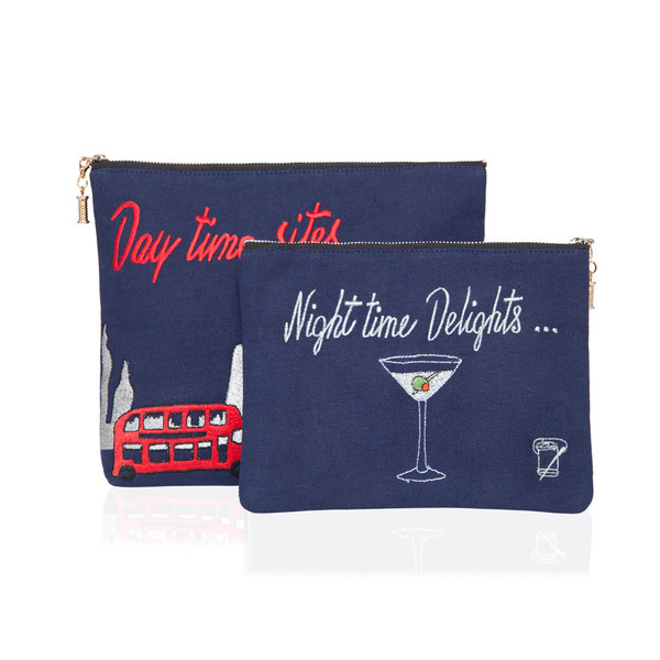 Day Time Sites and Night time Delights £28.00 click to visit Sew Lomax