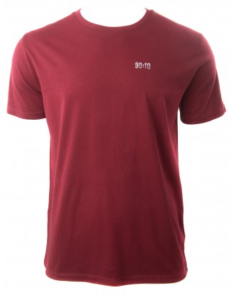 90:10 Classic Embroidered T- shirt with Signature Logo £18.00 click to visit 90:10