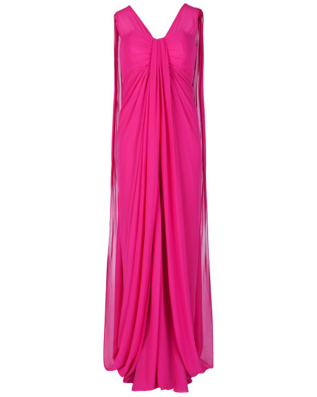 LYONELE Cape back maxi dress     £299 click to visit Ted Baker