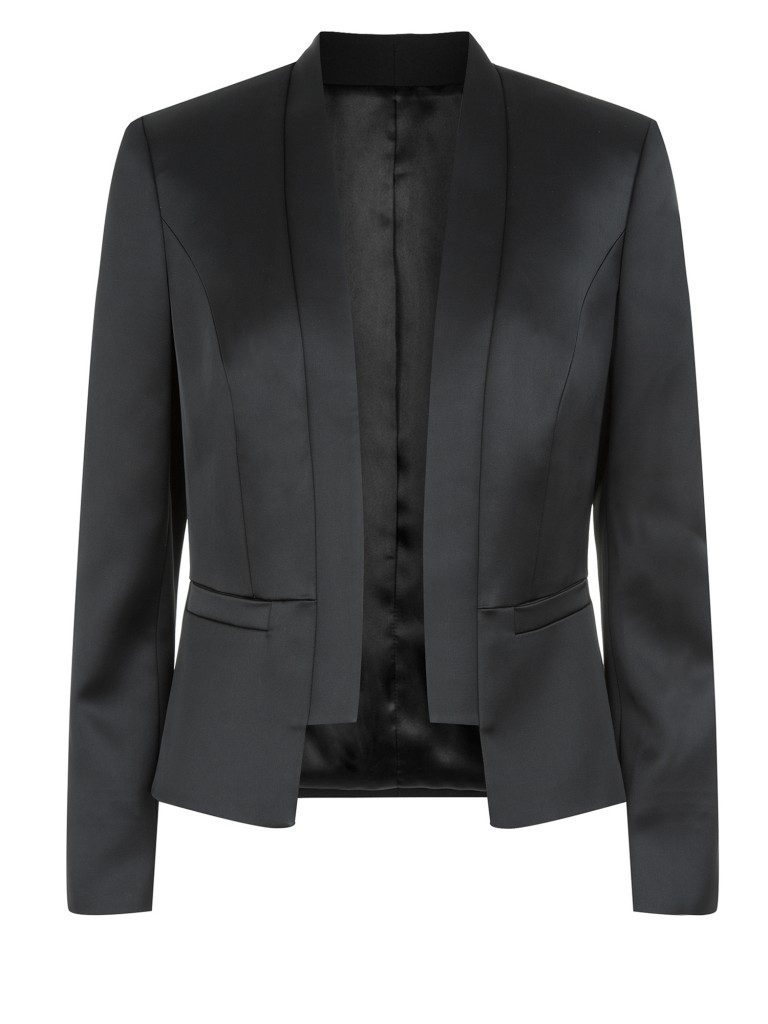 Black Jacket was £129.00 now £59.00 click to visit Planet