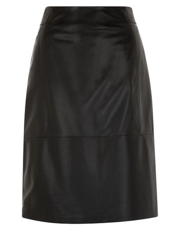 Leather Pencil Skirt now  £69.00 click to visit Kaliko