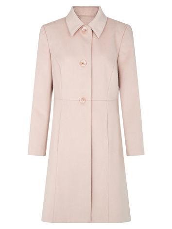 Pink Princess Coat  £109 click to visit Kaliko