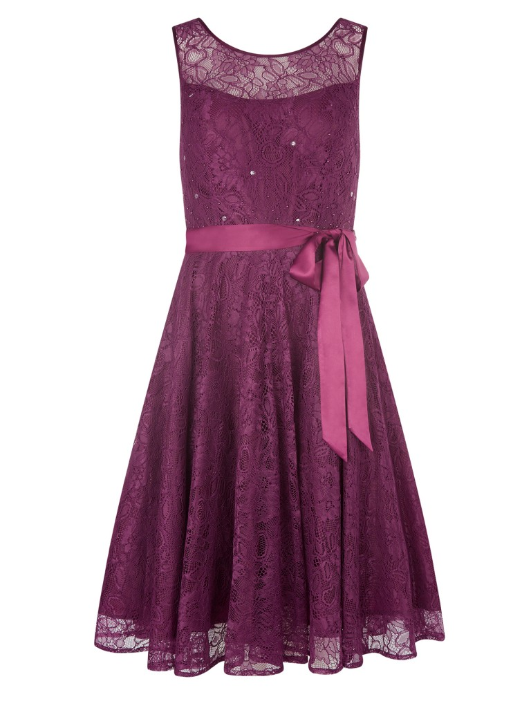 Berry Prom Dress now  £99.00 click to visit Kaliko