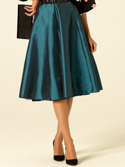 Taffeta prom skirt now £14 click to visit M&Co