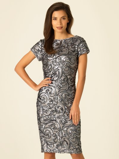 Sequin shift dress now £39 click to visit M&Co