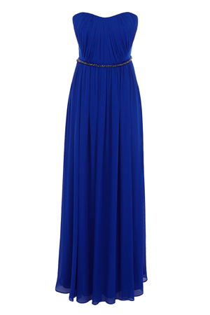 COSTA MAXI DRESS PETITE Original: £150.00 £49.00 click to visit Coast