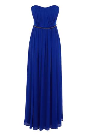 COSTA MAXI DRESS PETITE Original: £150.00 £49.00 click to visit Coast