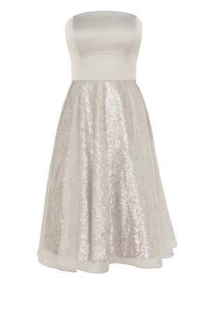 BLOOME SEQUIN DRESS Original: £250.00 now £95.00 click to visit Coast