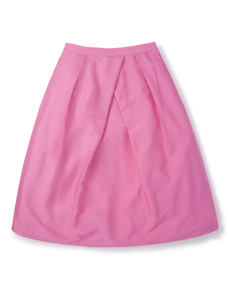 Pleated Full Skirt BR042 Was £129.00 Now £77.40  click to visit Boden