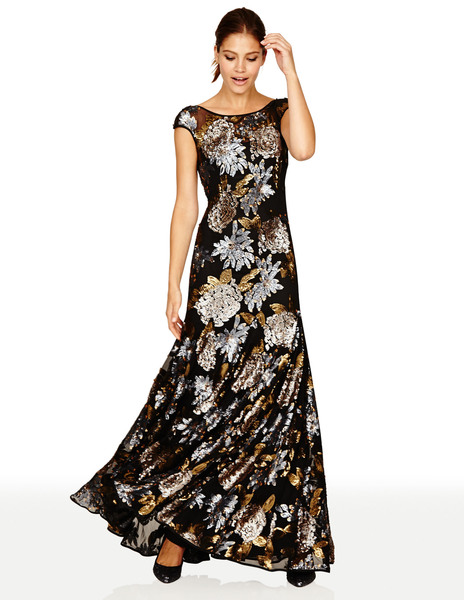 Wow Sequin Dress BR045 Was £350.00 Now £210.00  click to visit Boden