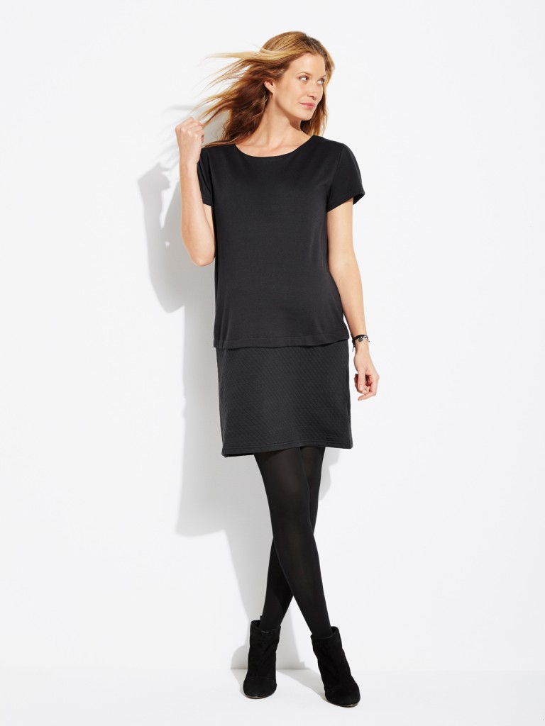 Maternity Dress now £22 click to visit Vertbaudet