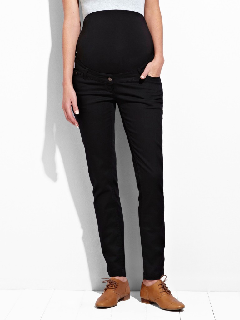 Stretch Slim Cut Maternity Jeans Inside Leg 78 cm now £22.40 click to visit Vertbaudet