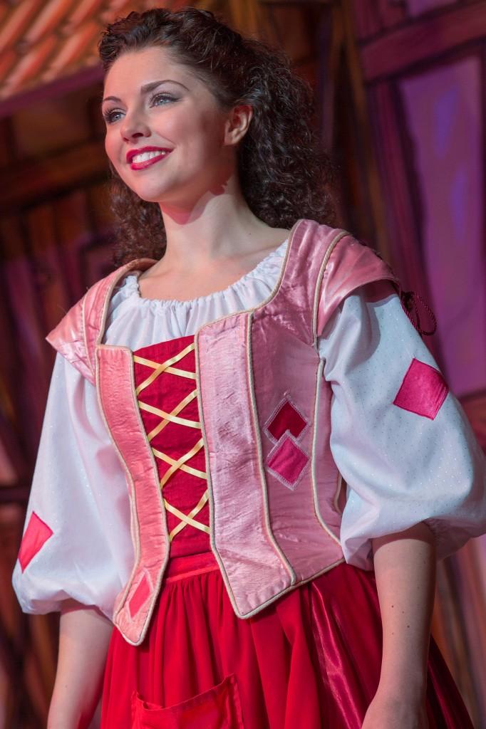 Alice Baker as Cinderella