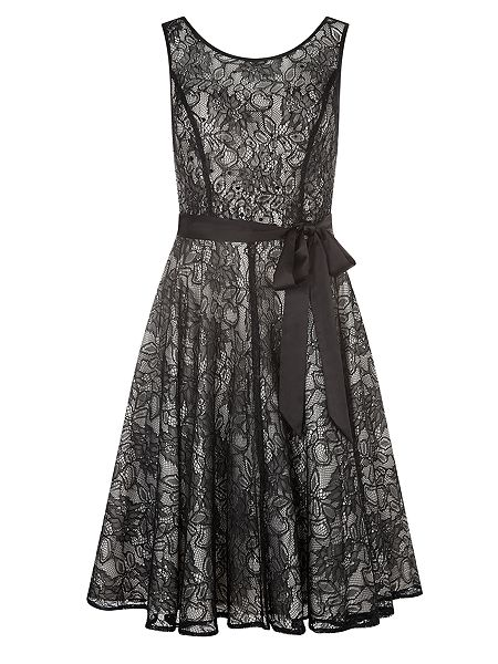 Kaliko Black Prom Dress  now |£99 click to visit House of Fraser