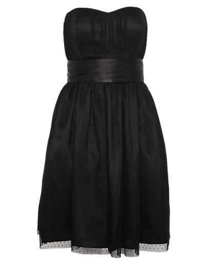 M&S COLLECTION Online only Sleeveless Mesh Spotted Prom Dress ONLINE ONLY T422336     £69.00 click to visit M&S