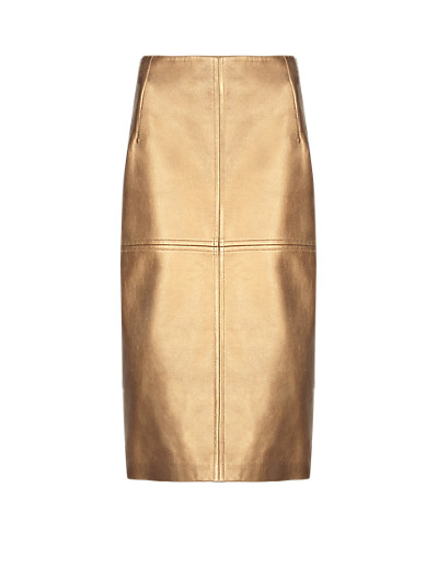 M&S COLLECTION Leather Pencil Skirt T573605     £72.00 – £97.00 Click to visit M&S