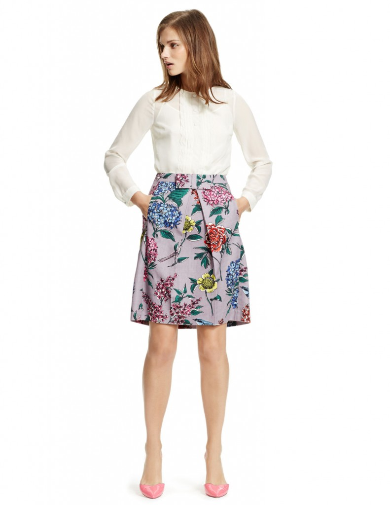 Grace Skirt WG587 £79.00 click to visit Boden
