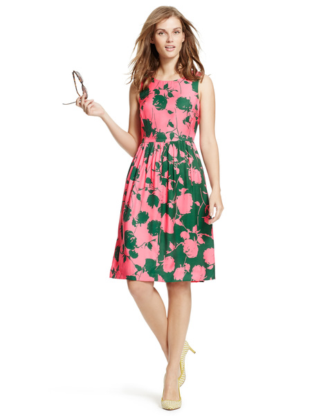 Sylvia Dress WH787 £119.00 click to visit Boden