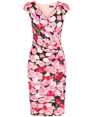 Mae Rose Dress £99.00 click to visit Phase Eight