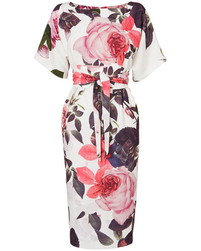Chantay Rose Dress £120.00 click to visit Phase Eight
