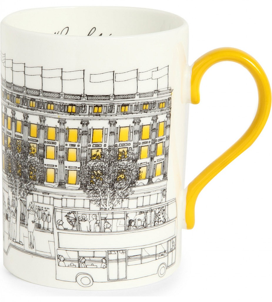 SELFRIDGES SELECTION Nesta Heritage mug     £15.00 click to visit Selfridges