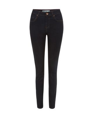 Dark Blue Skinny Jeans £12.99 click to visit New Look