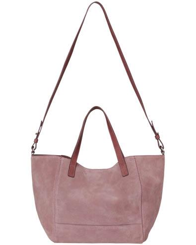 Harriet Suede Shoulder Bag £110.00 click to visit Phase Eight