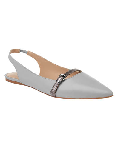 Emilia Leather Pointed Shoe £69.00 click to visit Phase Eight