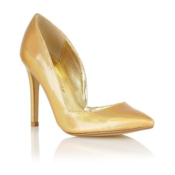Dolcis Venice High Heels Court Shoes £25 click to visit Brantano