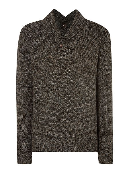 Army & Navy reed shawl neck now £42 click to visit House of Fraser