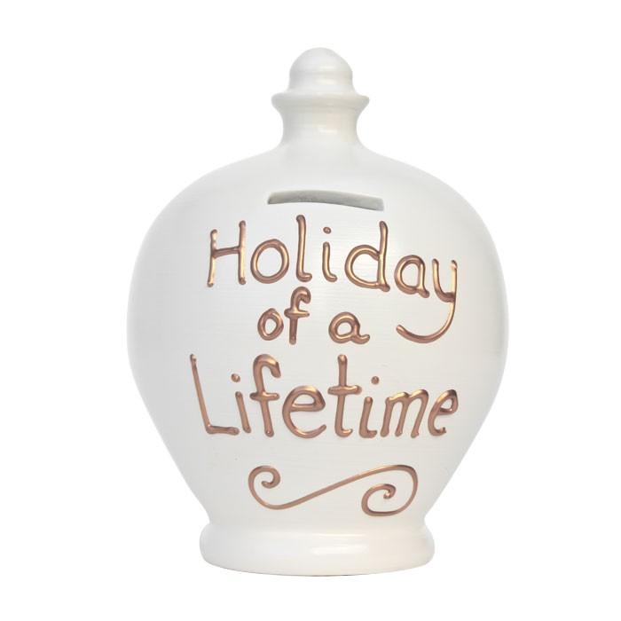 Terramundi Pot - Holiday Of A Lifetime £24.99 click to visit Toxicfox